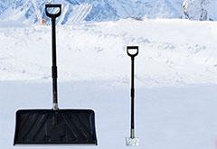 人工除雪铲